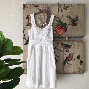 🍃🌸🌺New: Stunning Express White Dress🌸🌺🍃